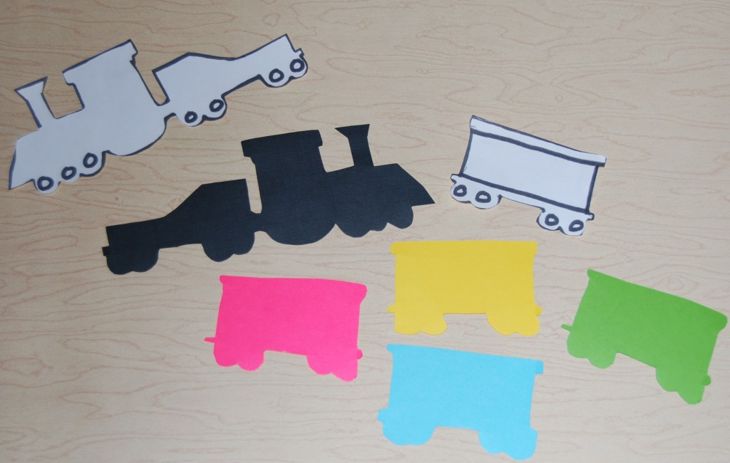Train Activities for Kids » Old Tracks, New Tricks